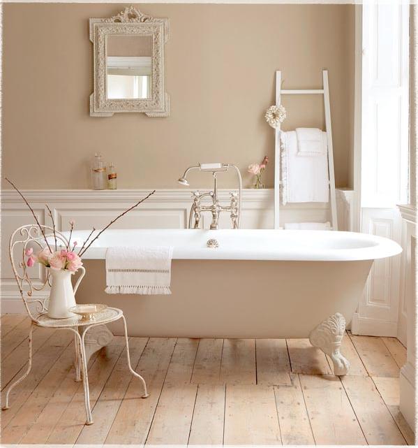 farmhouse decor bathroom ideas for bathroom decorating transform your bathroom into a tranquil clawfoot tubsbath - Bathroom Decorating Ideas With Clawfoot Tub
