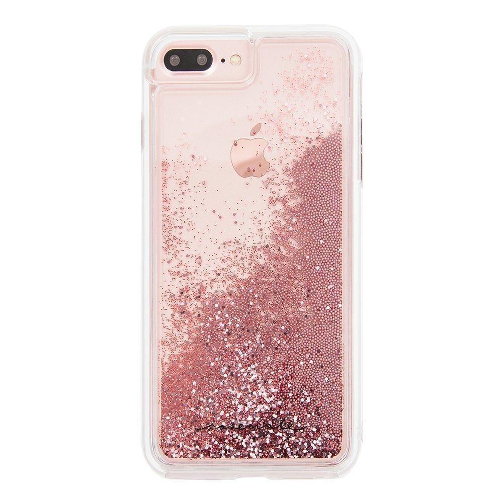 custodia iphone 8 glitter