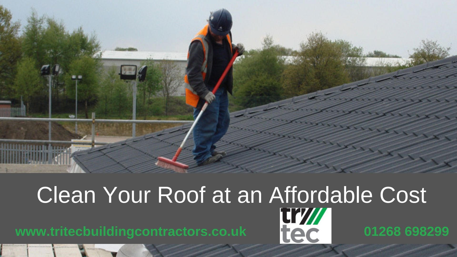 The Roof Of Your House Protects You From The Elements In The Bargain It Also Bears The Brunt Of The Weather Outside Roof Building Contractors Roof Cleaning