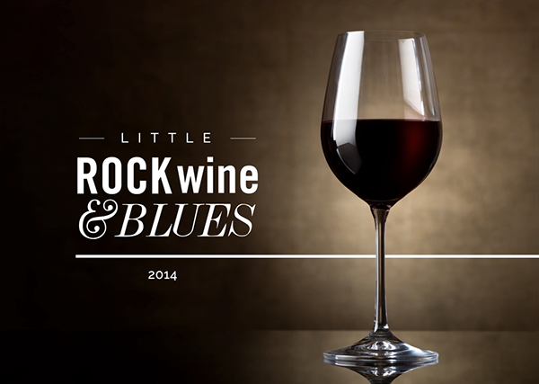 Rock Wine & Blues on Behance