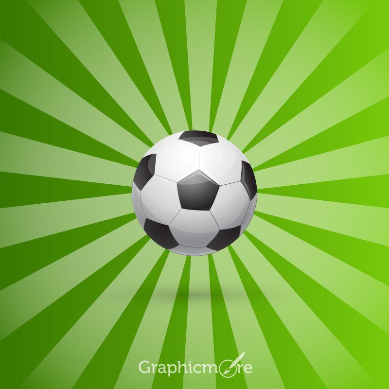 Soccer Design Free Vector File Champion Championship Design Fifa Fifaworldcup Football Free Futbol Grass Gree Soccer Free Vector Files Vector Free