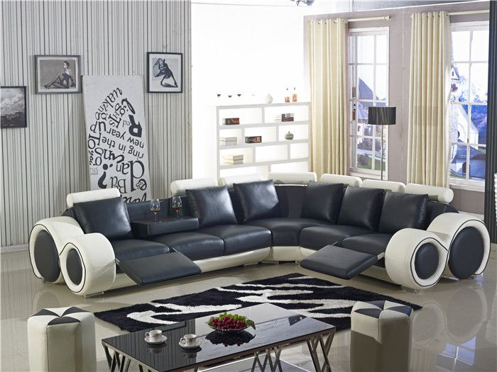 Beautiful L Shaped Couch With Recliner | Best Sofas Ideas