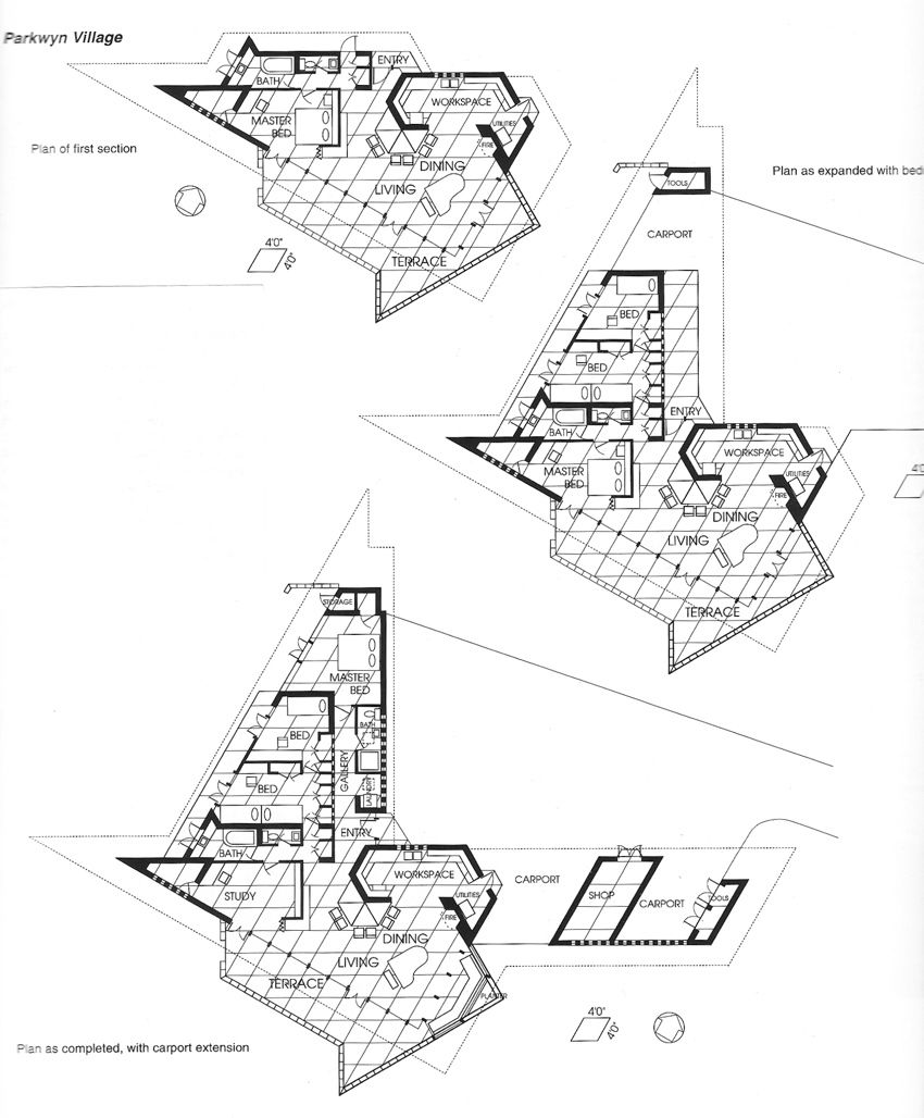 Parkwyn Village Mccartney Residence For Sale Wright Chat In 2021 Frank Lloyd Wright Design Vintage House Plans Frank Lloyd Wright