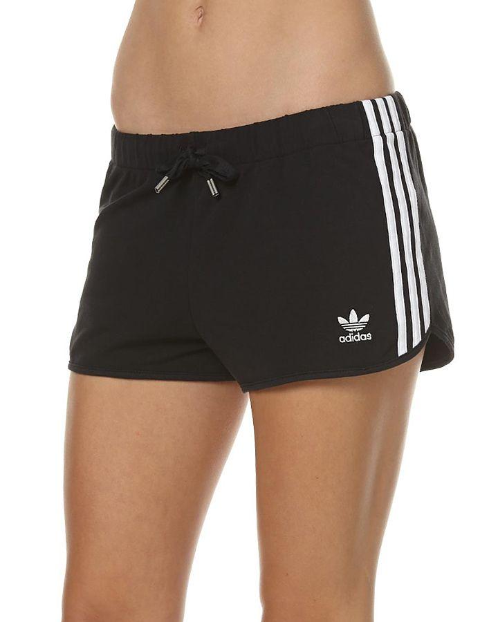 adidas women's cotton shorts