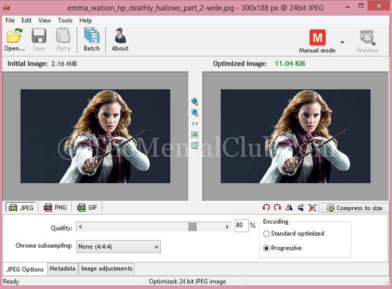 In My Previous Tutorial Ive Shown You How To Decrease Image Size Online Now Download Image Compression Software And Compress Image Image Compression Software
