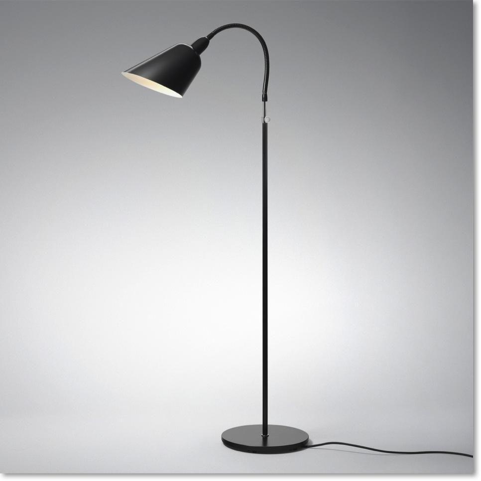 Bellevue Aj7 Gulvlampe Gulvlamper Lamper Lampe