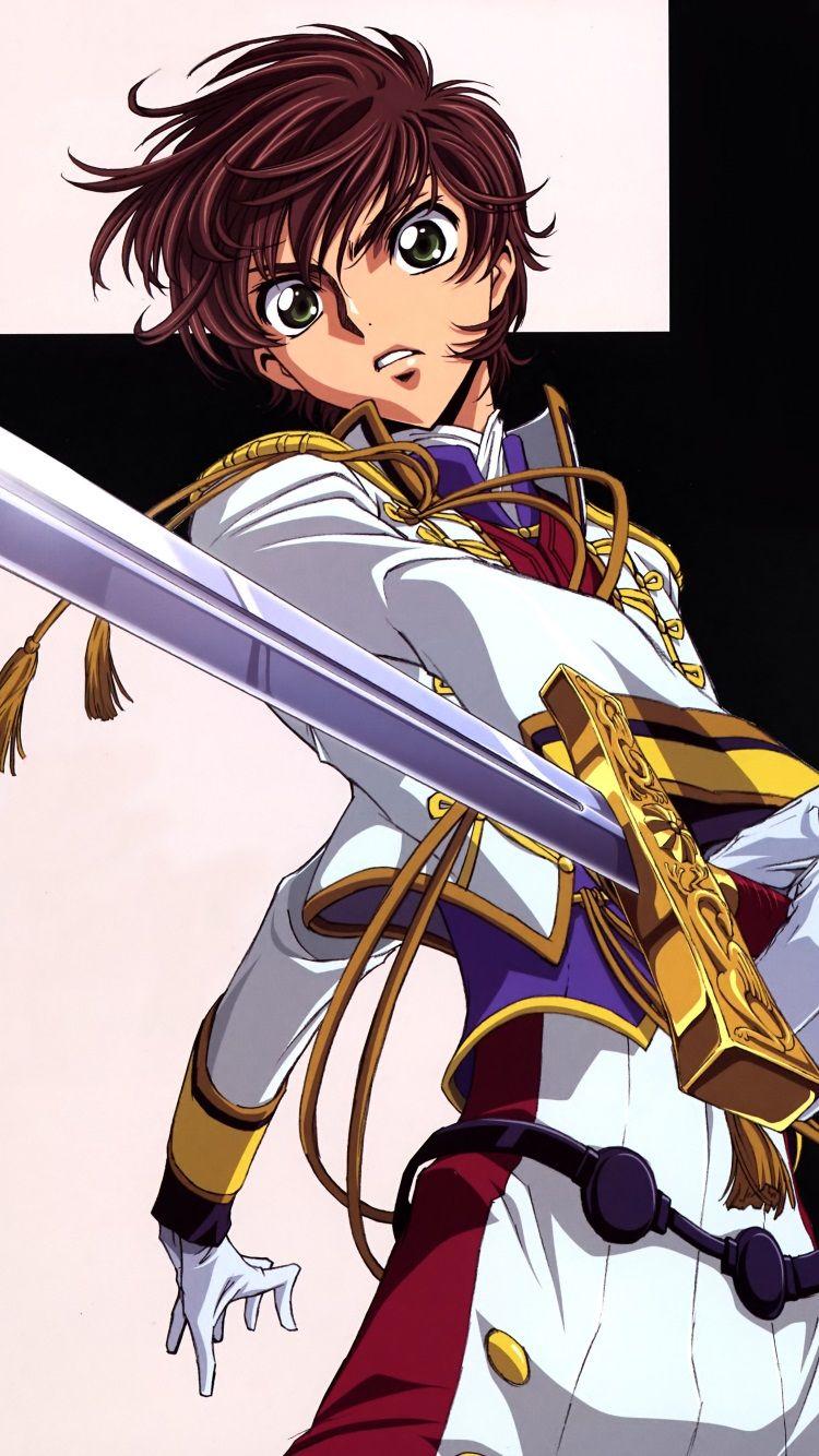 Épinglé par TOKI sur Code Geass Manga, Anime