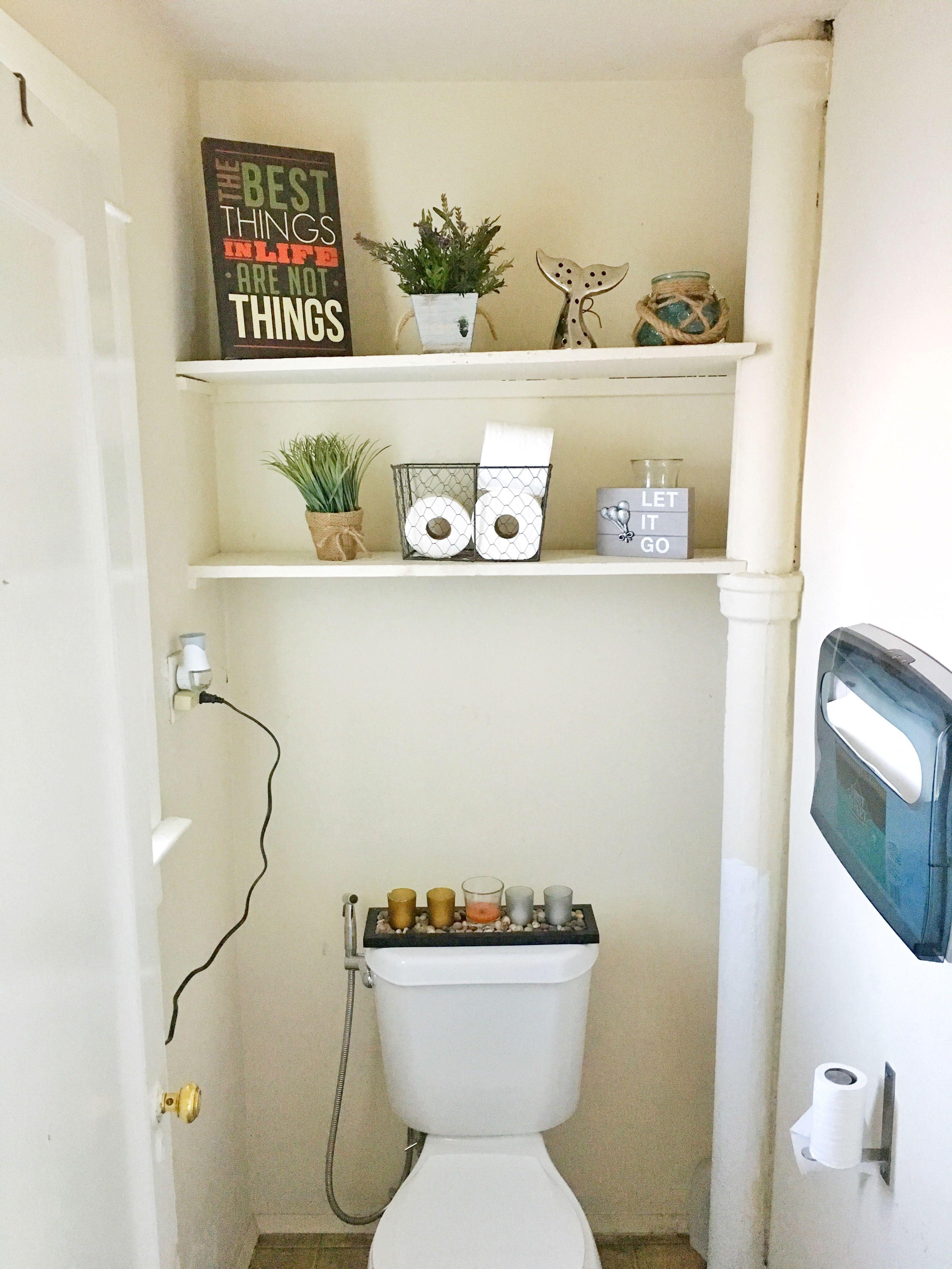 Bathroom Floating Shelves Ideas Diy Floatingshelvesbooks