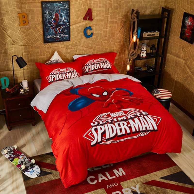 Pin On Super Heroes Bedding Sets
