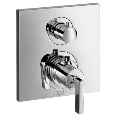 Axor Axor Citterio Trim Lever Thermostatic With Volume Control