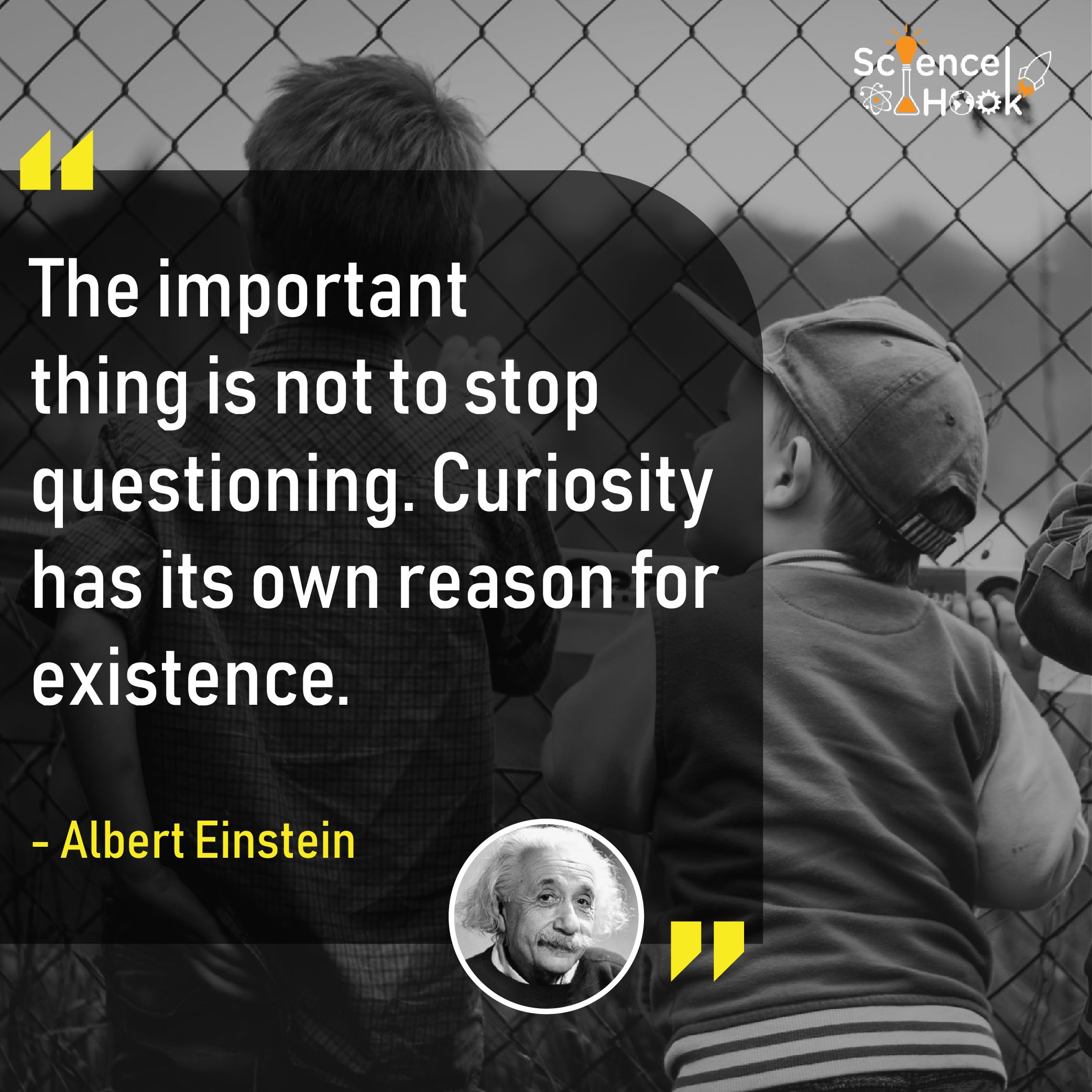 Curiosity Is Very Important For Human Existence