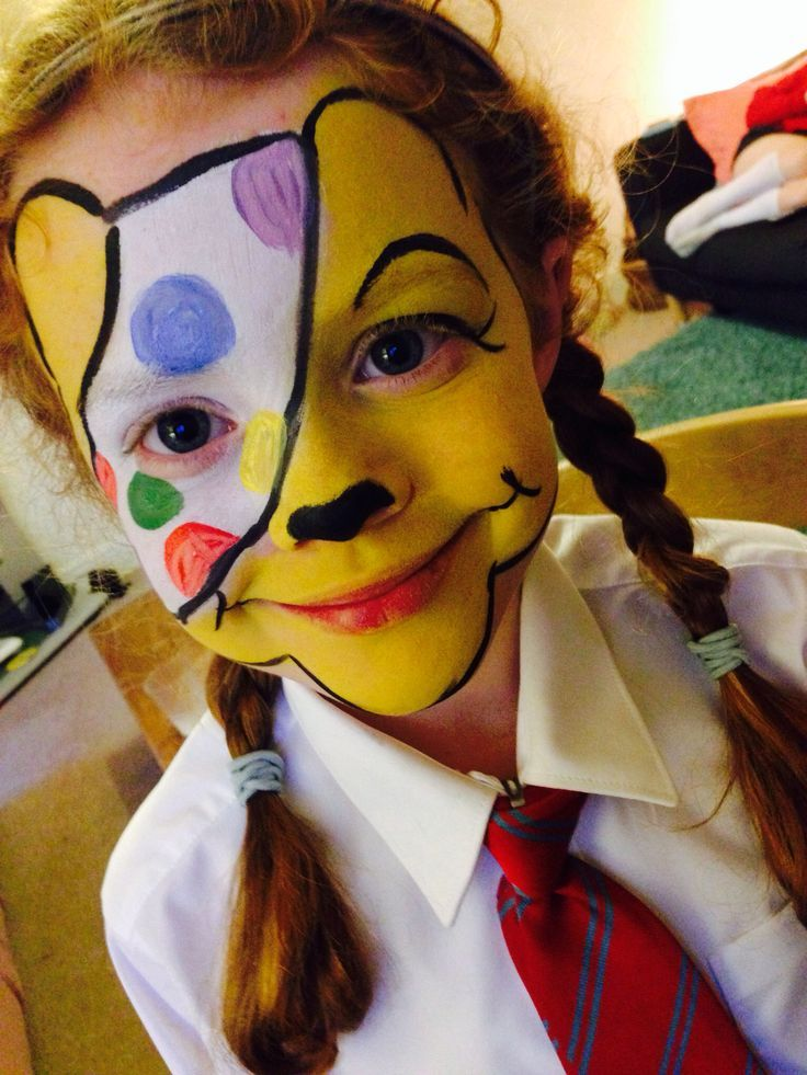 Found on Google from pinterest.co.uk Face painting easy
