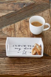 Coming Soon | Rivièra Maison St. Tropez Cup of Tea Mini Tray