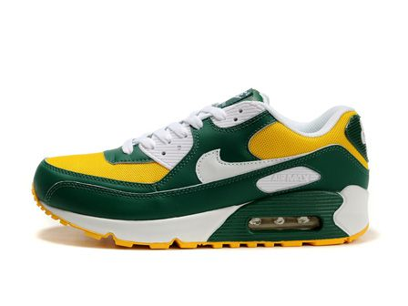 Nike Air Max 90 Green Yellow