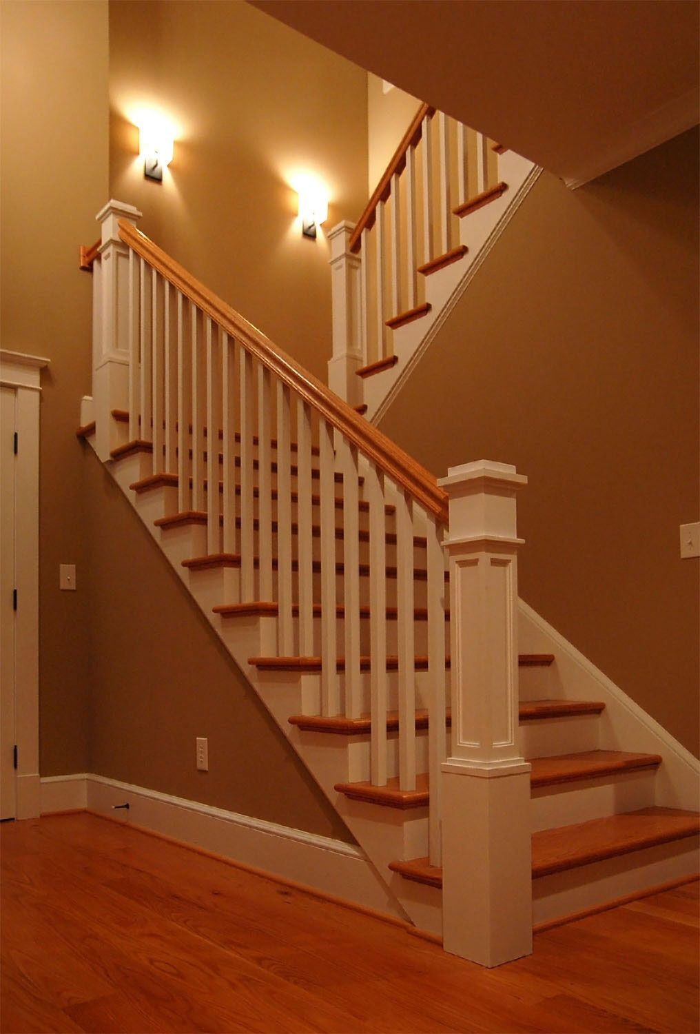 I Would Love To Update My Outdated Oak Spindles