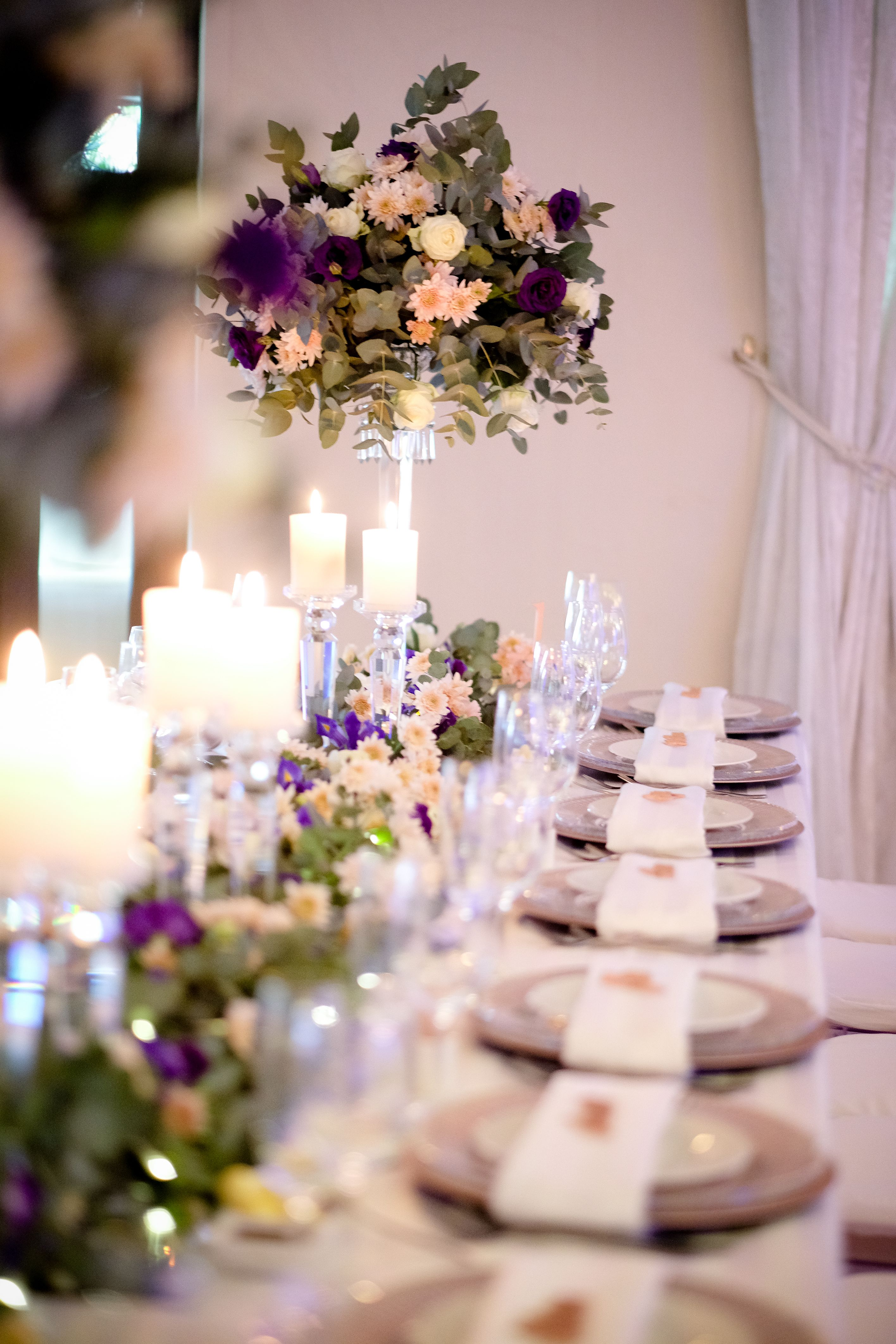 Wedding Decor, Chez Charlene, 5 Star Wedding Venue ...