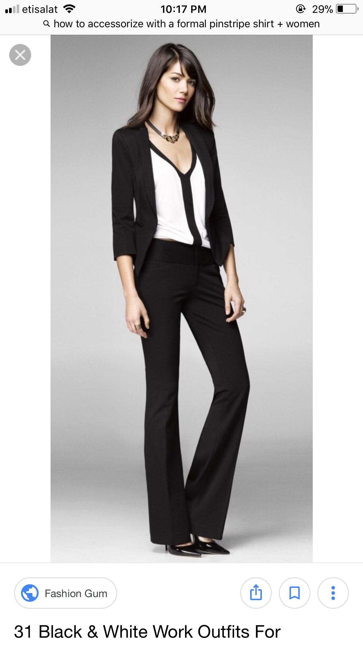 707d6ead9dc3d Work Clothes, Work Wear, Workwear, Work Uniforms, Work Attire, Work Outfits