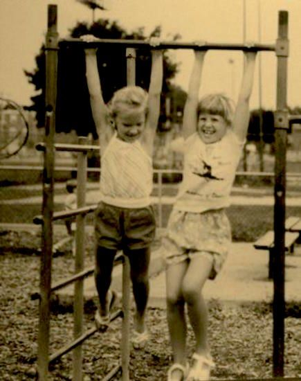 Keeping Childhood Friends in Our Hearts Forever. #childhoodfriends