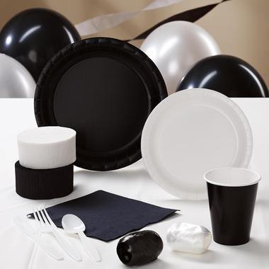 Black & White Standard Pack