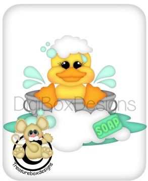 Digital Ducky Bath