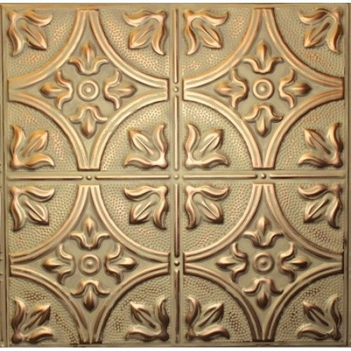 Tuscan Color Copper Tin Ceiling Tiles Metal Tin Ceiling Tin Ceiling