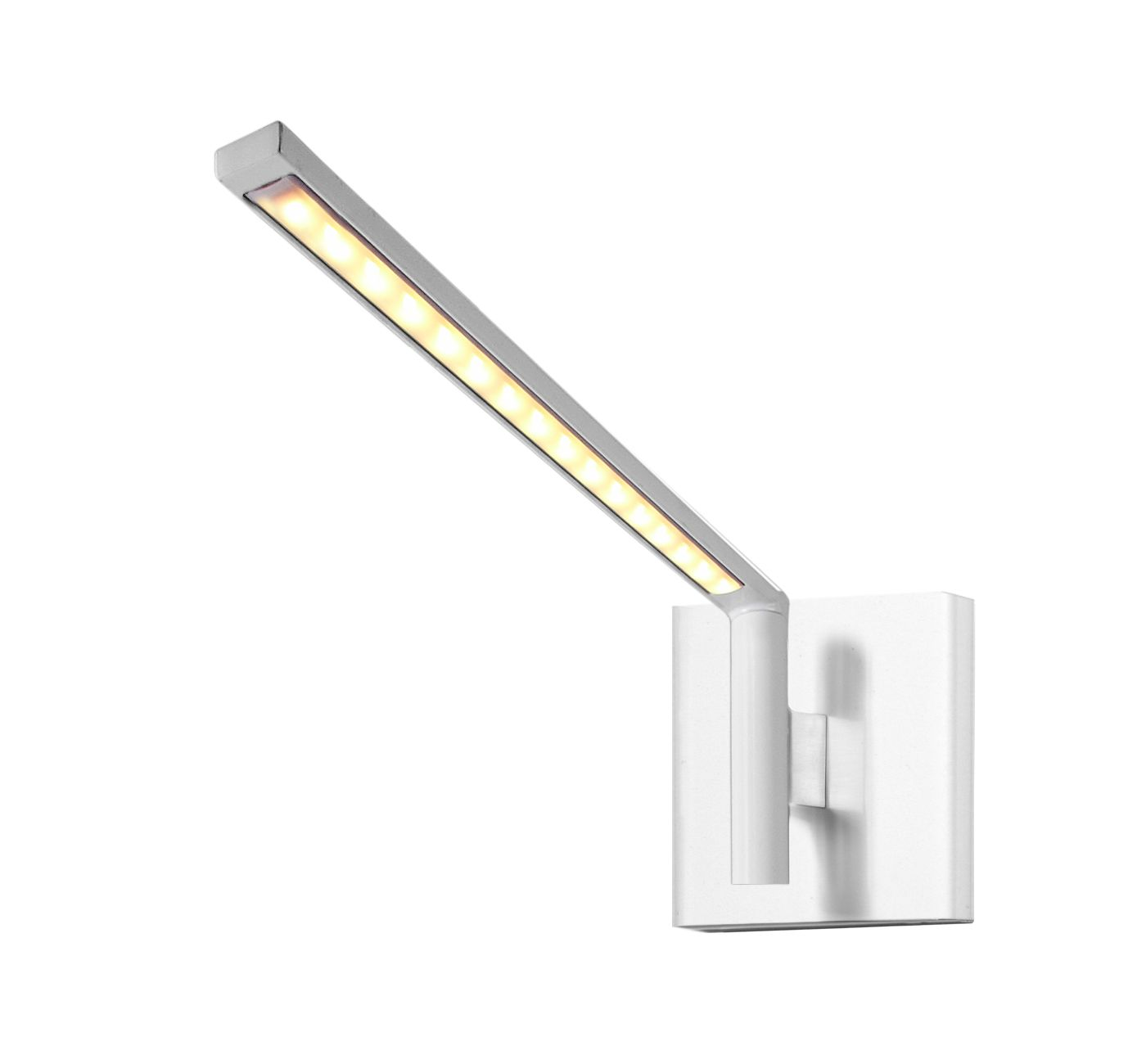Matrix Led Lamp Led Strip 7w 12v White Height 12 Cm Length 41 Cm Matrix Led Lamp White Wall Luxcambra Walllamp Applique Apliqu Wall Lamp Lamp Decor