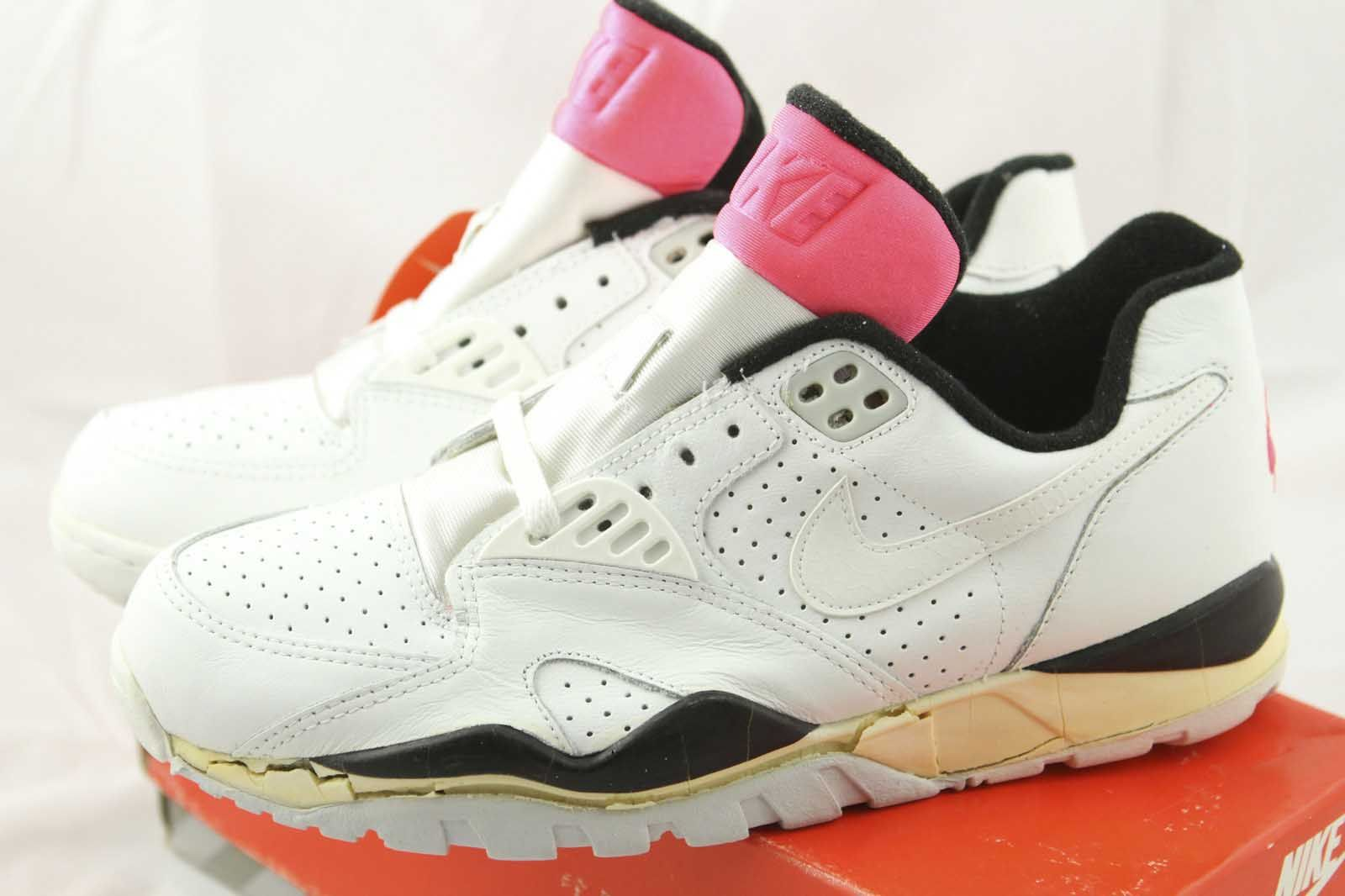 the best attitude 02dec a53da Vintage Nike Air Cross Trainer II Low   that puffy tongue!