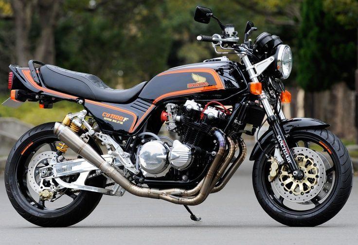 Honda Super Bikes 80s Google Search