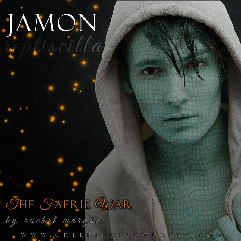 Jamon A New Character Introduced In The Third Creepy Hollow Novel Iron Fey Book Series Fantasy Series
