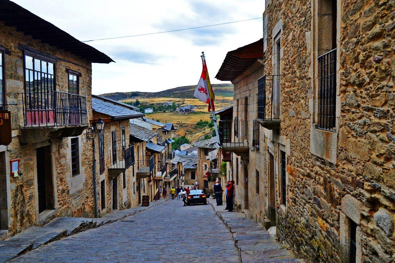 Puebla de sanabria en zamora paisajes lugares con - Lugares con encanto ...