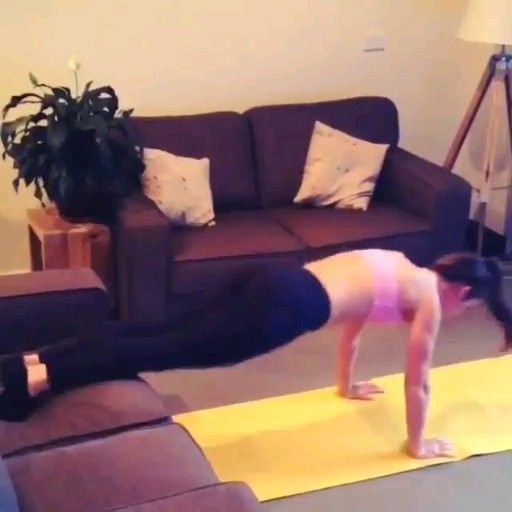 At home exercises. #fitness routines. #Workout