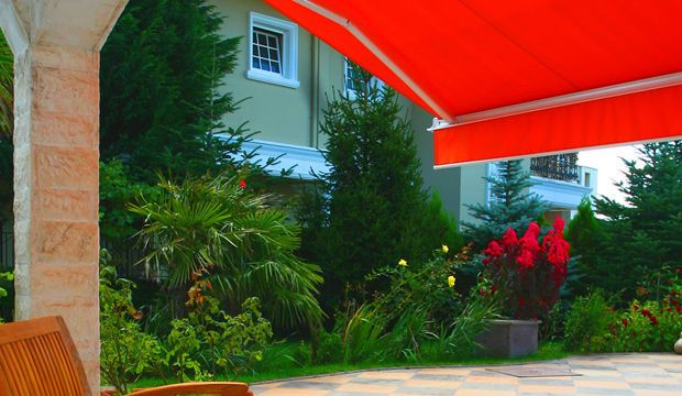 awning shade   Awning shade, Online architecture, Outdoor ...