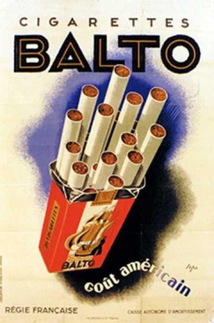 Balto – Sepo (Severo Pozzati) – Francia (1932)