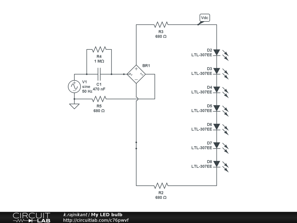 Afbeeldingsresultaat Voor Led Zaklamp Schema 7 Led Lampjes