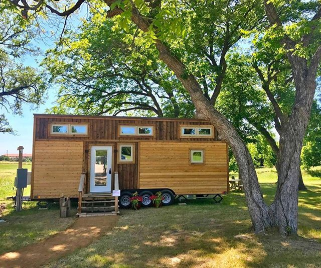 Tiny House Living In The Lone Star State 🍃