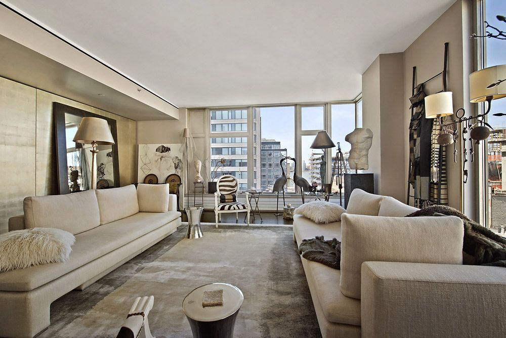 Zsazsa Bellagio Glam New York City Apartment There S No Place