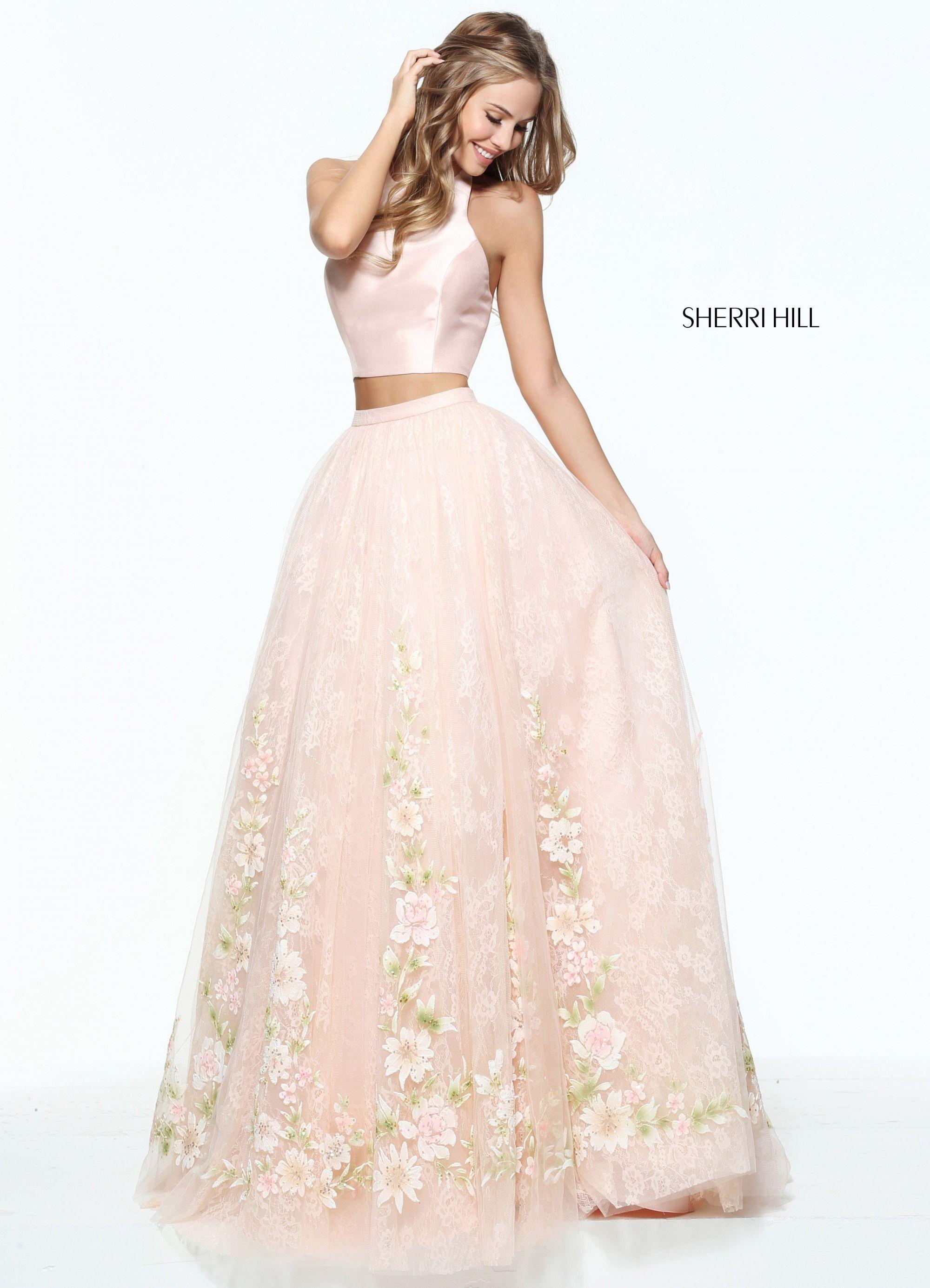 Sherri Hill 50965 - International Prom Association | Sherri Hill ...
