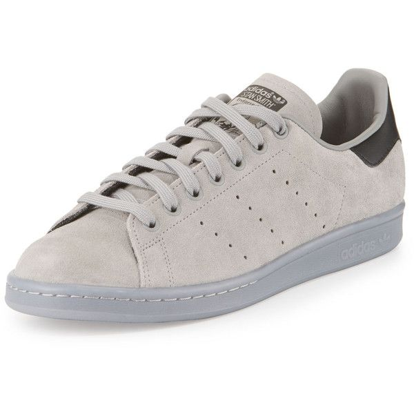 Adidas Stan Smith Suede Sneaker w/Ice