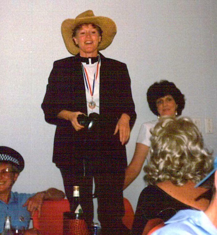 These are some of the photos from my Cootamundra Hospital Farewell in January 1997. The theme was 'something starting with P'. I hope I don't get shot for posting some of these pictures lol !! https://www.facebook.com/helen.bryant.5