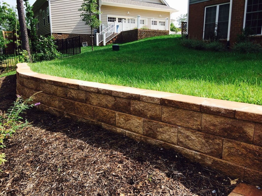 how to level a sloped backyard - Google Search | Backyard Project ...