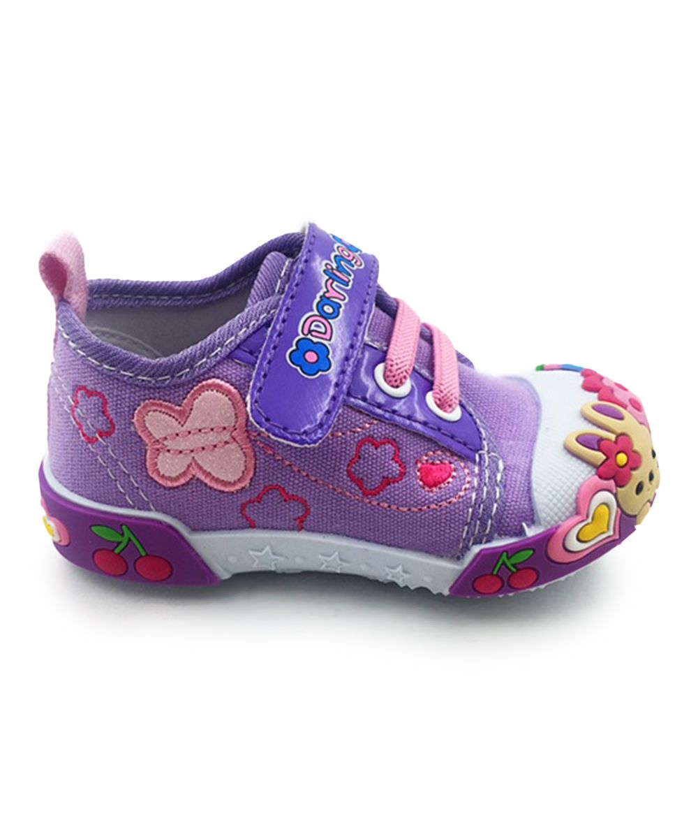 Purple Darling Sneaker