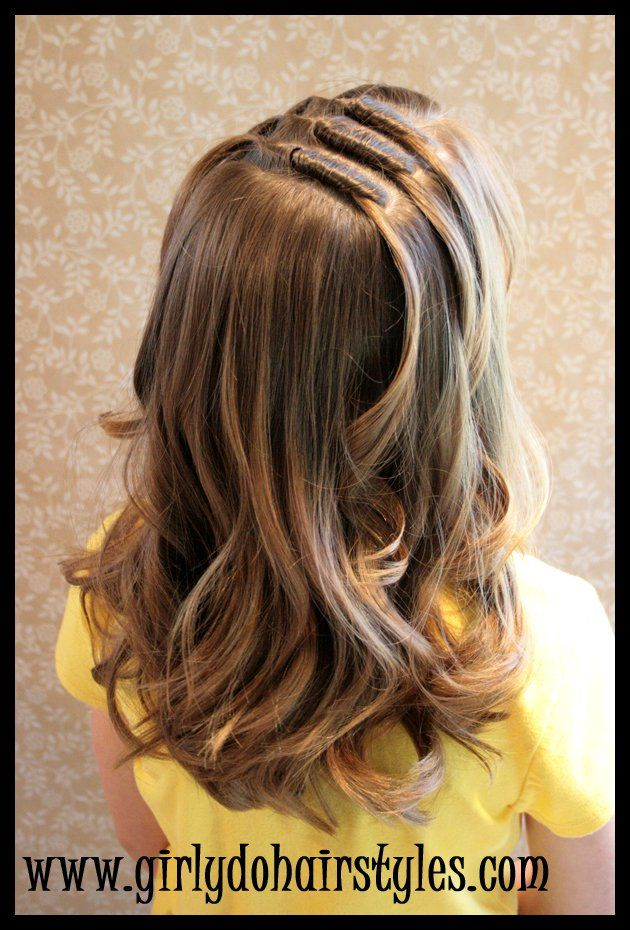 25 little girl hairstylesyou can do yourself girl hairstyles 25 little girl hairstylesyou can do yourself get out of your hairstyle rut and do something a little more fun via make it and love it solutioingenieria Gallery