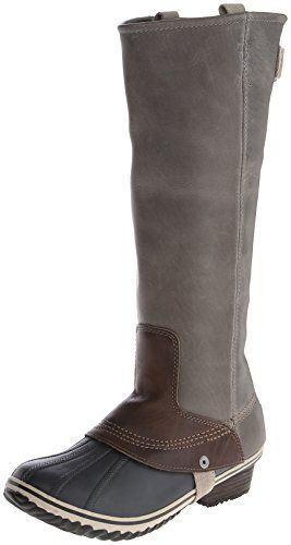 Amazon.com | Sorel Women's Slimpack Riding Tall Boot | Knee-High