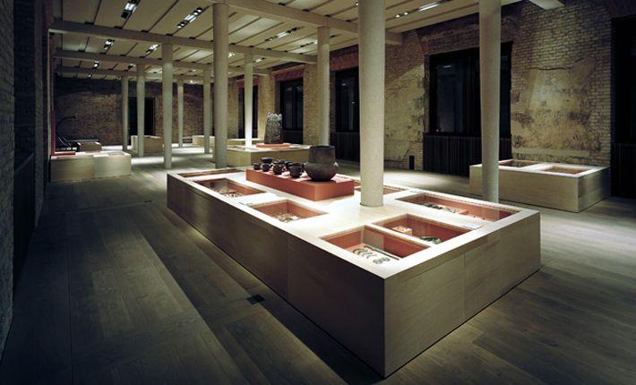 Neues Museum Museumsinsel Berlin Schiel Projektgesellschaft Ausstellung Sonderausstellung Ausstellungsdesign