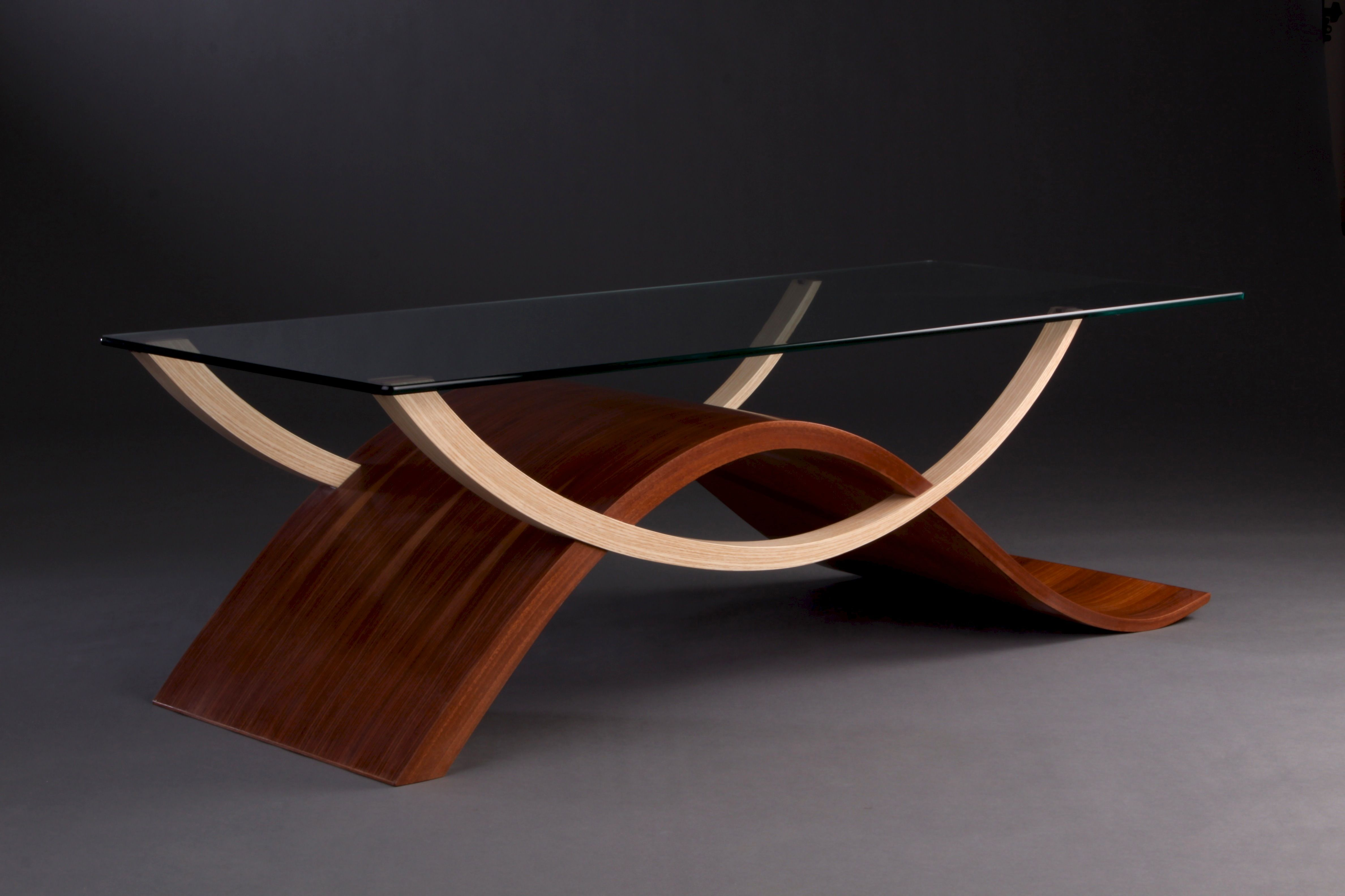 Wave Form Coffee Table Reader S Gallery Fine Woodworking Custom Coffee Table Coffee Table Design Coffee Table [ 3168 x 4752 Pixel ]