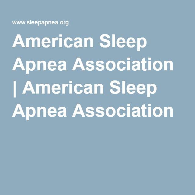American Sleep Apnea Association | American Sleep Apnea Association
