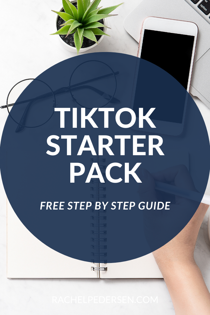 Get Started On Tiktok Free Starter Pack Get Started Help Me Grow Marketing Strategy