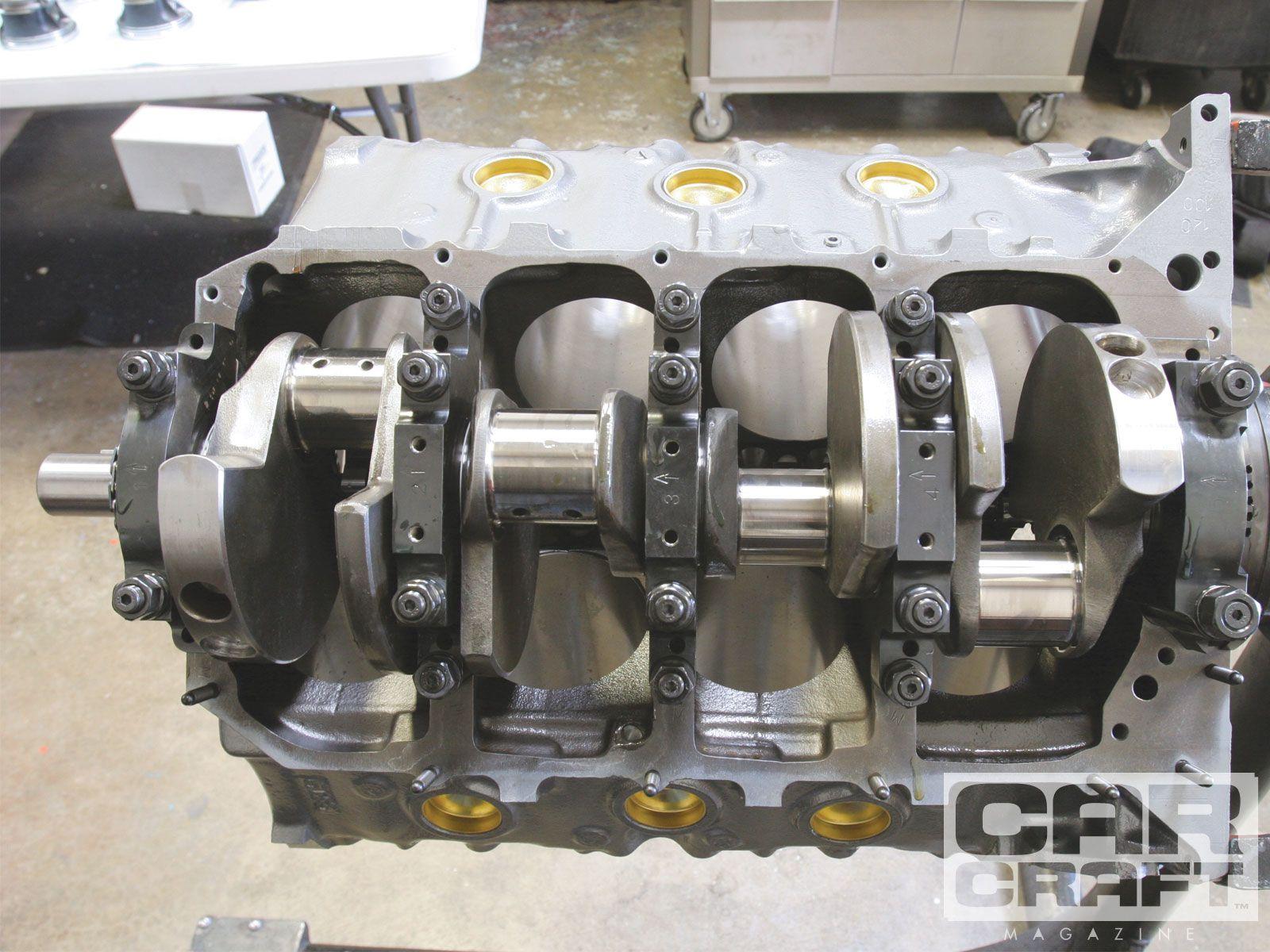 Pontiac 400 Poncho Engine Build - Andy Mitchell Of Hardcore Racing
