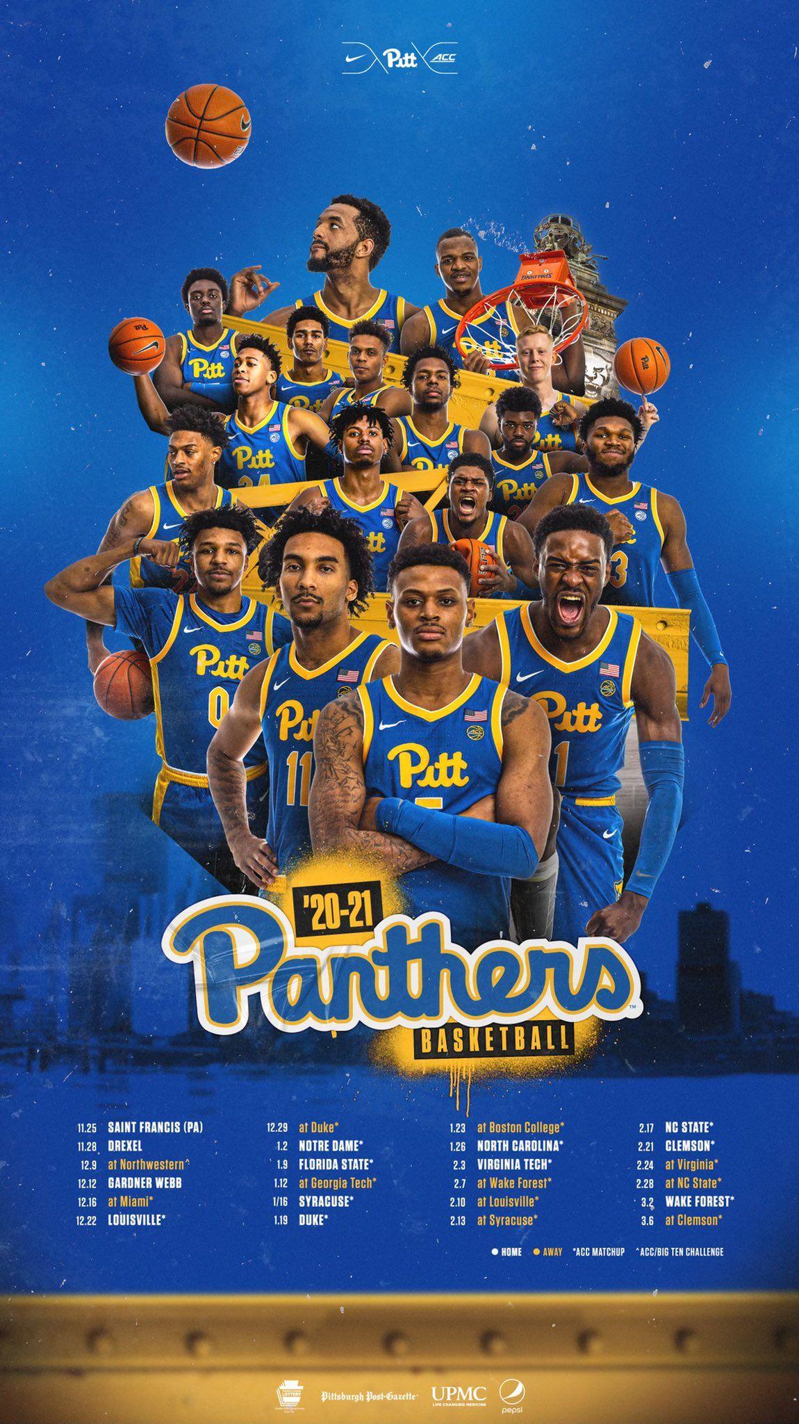 Virginia Tech Pittsburgh Basketball