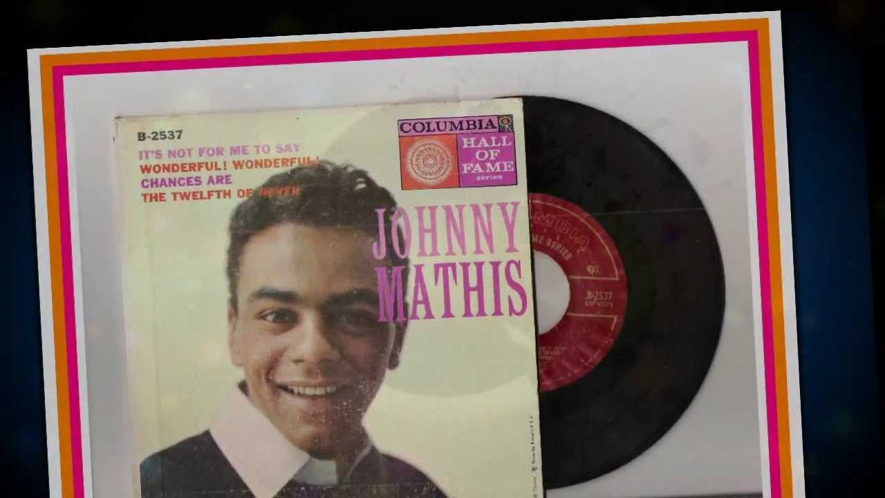 Johnny Mathis - More Greatest Hits - YouTube |Johnny Mathis Greatest Hits Youtube